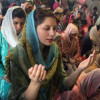 Pakistan: Des religieux veulent autoriser à «battre légèrement» les femmes.