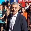 Le travailliste et musulman Sadiq Khan en passe de devenir maire de Londres.