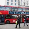 Londres : des publicités «Gloire à Allah» sur les bus font polémique.