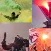 Euro 2016: Et donc, c'est si facile de rentrer un fumigène au stade?