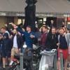 Vidéo. Lille: Des échauffourées entre supporters russes et britanniques.