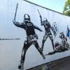 Grenoble : polémique autour d'une fresque hostile à la police, le maire se défend.