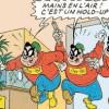 Noisy-le-Grand: Un mystérieux vol d'armes dans les locaux du commissariat.