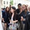 Une jeune Russe, admise avec la mention très bien au bac, menacée d'expulsion à Blois.