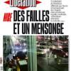 Attentat de Nice : présence d'une seule voiture de police municipale.