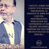 Vidéo. Le libéralisme : principes et critiques (entretien avec Alain de Benoist)