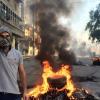 Vidéo. Ciel noir sur Alep : des habitants brûlent des pneus pour échapper aux bombes.