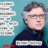 Vidéo. Michel Onfray défend le port du burkini à la plage.