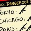 Saint-Denis: Des touristes coréens s'égarent dans une cité et se font dévaliser.