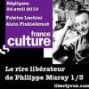 Philippe Muray : nouveau réactionnaire proche des écrits de Céline et Debord.