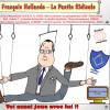 Présidentielle 2017: 85% des Français ne souhaitent pas que Hollande se représente.