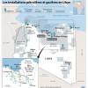 Libye: les terminaux pétroliers remis à la compagnie nationale.