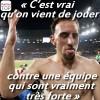 Ribéry perd en appel contre le livre «Racaille football club».