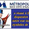 Nice: Un camp de migrants se constitue dans l'arrière-pays, les gendarmes sur place.