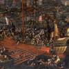 Bataille de Lépante : la Sainte Ligue chrétienne du pape Pie V sans la France.