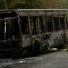 La Courneuve: Ils font descendre les passagers avant d'incendier le bus.