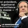 Surveillance hertzienne : le Conseil constitutionnel censure la loi renseignement.