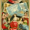 23 décembre 1865 : naissance de l'Union Monétaire Latine ou le bimétallisme boiteux.
