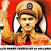Retour de bâton pour l'enfarineur de Valls.