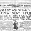 Quatorze points de Wilson.