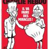 Brigitte Macron enceinte dans «Charlie Hebdo», le Web balance «sexisme» et «misogynie».