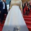La robe « colonialiste » de la ministre de la culture israélienne à Cannes.