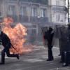 VIDEO. 1er mai à Paris:  Six policiers blessés, dont deux grièvement, et cinq interpellations