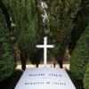 La tombe du maréchal Pétain vandalisée sur l'Île d'Yeu.